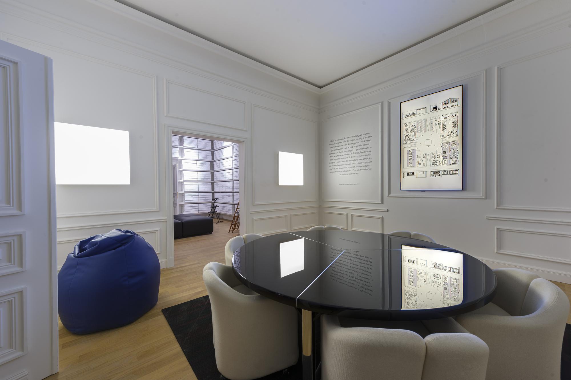 Milan Design Week 2013: Oficinas para vivir - Jean Nouvel