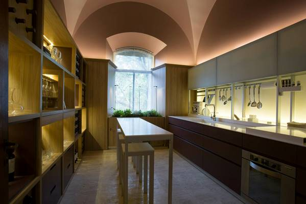 Casa FOA 2014: Open to view A new Kitchen collection - Gabi López