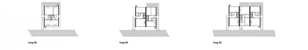 Casas Flotantes en IJburg - Architectenbureau Marlies Rohmer