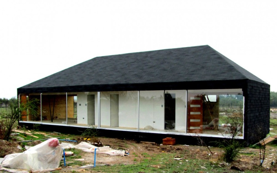Casa en El Ramal - Mutar Estudio