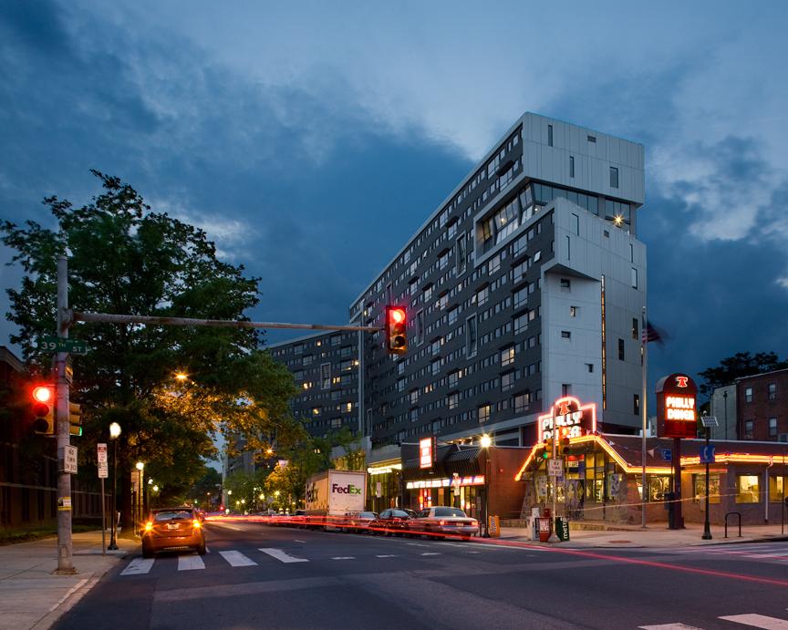 Departamentos Radian - Erdy McHenry Architecture