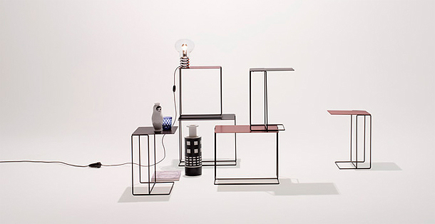 Nuevos diseños de EOOS para Walter Knoll
