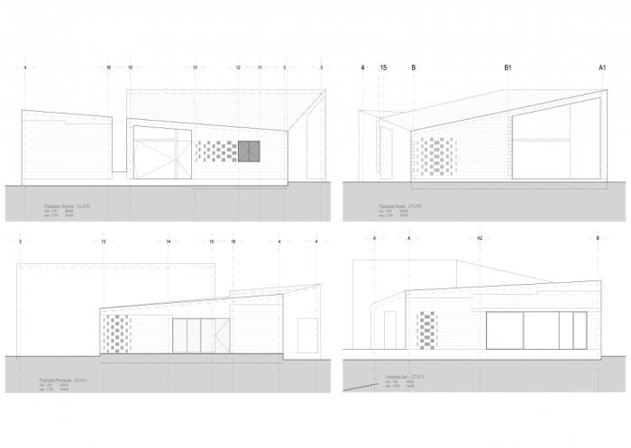Casa CSC - Estudio MMX