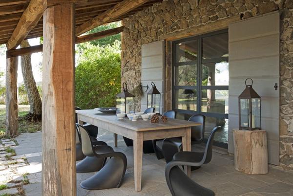 Casa de campo en Toscana - Claudia Pelizzari Interior Design