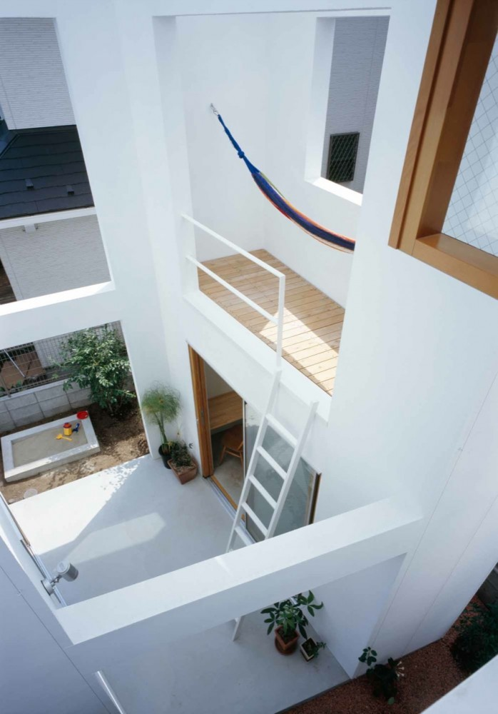 Casa Interior & Casa Exterior - Takeshi Hosaka Architects