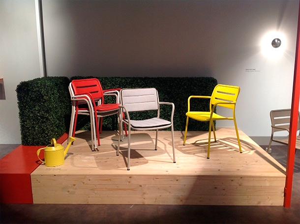 Los nuevos muebles de exterior de Kettal