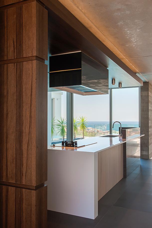 Elegante y lujosa cocina - Minosa Design