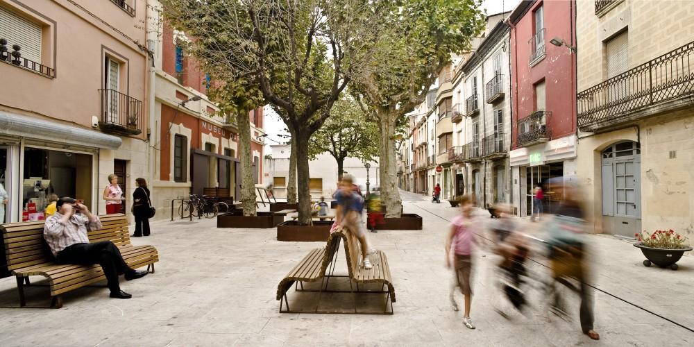 Remodelación del Casco Antiguo de Banyoles - MiAS Arquitectes