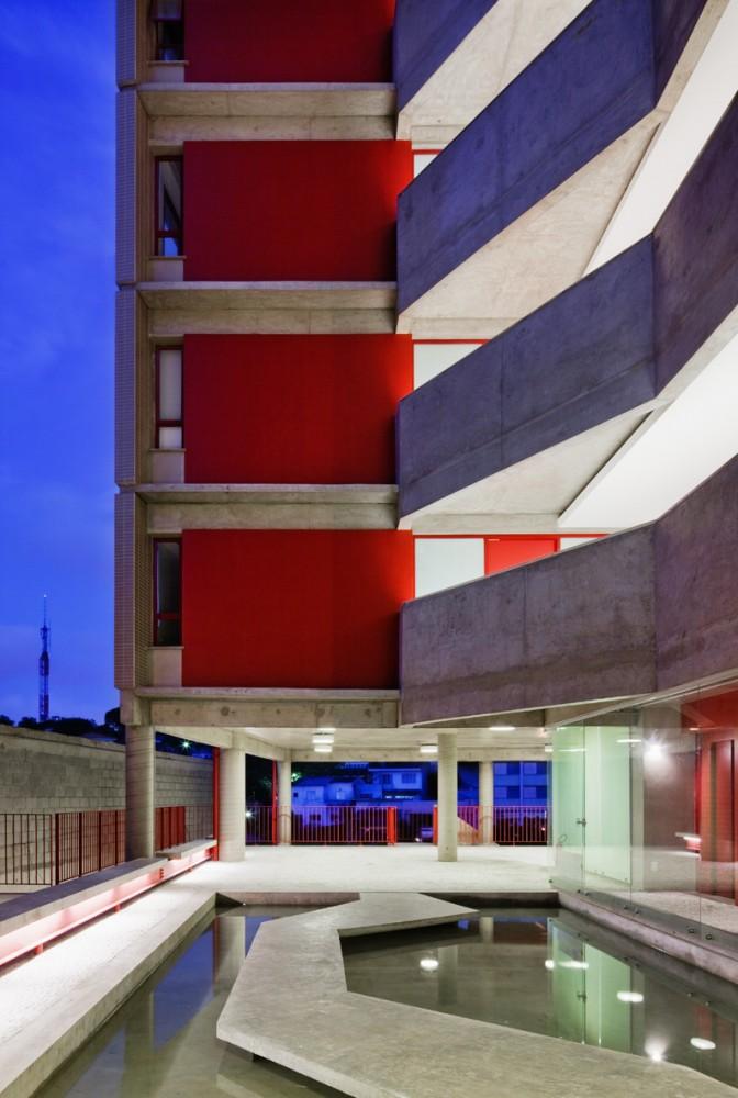 Edificio Rua Simpatía - Grupo SP