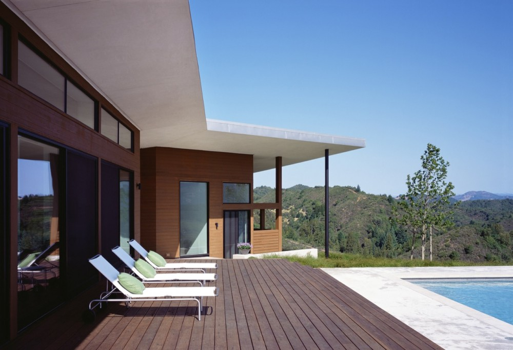Ridge House - Cary Bernstein Architect