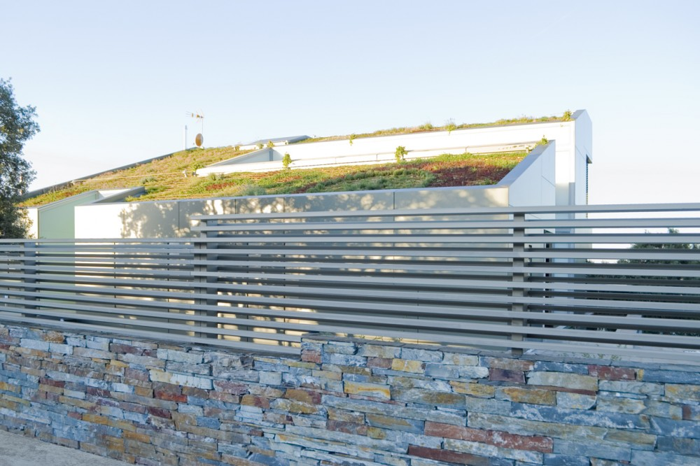 Casa en el Cerro - Miguel Barahona, pyf arquitectura