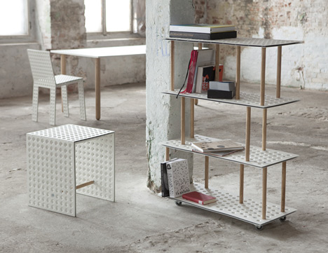 Milan Design Week 2013: 3+ collection - Oskar Zieta