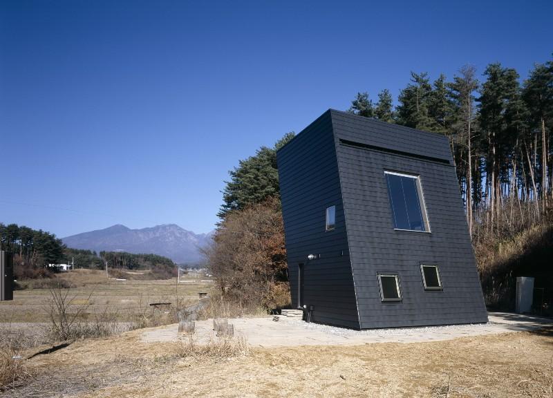 Casa Taller para Calígrafo - Kochi Architect's Studio