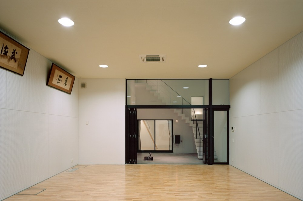 Casa en Nakano - LEVEL Architects