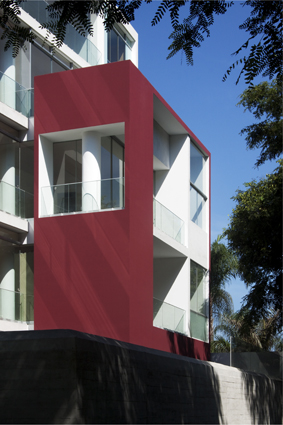 Edificio AS - Sandra Barclay y Jean Pierre Crousse