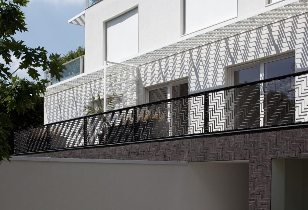 Bloques de Viviendas - Znameni Ctyr Architekti
