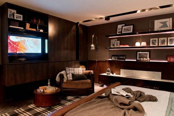 Casa FOA 2013: Dormitorio de Facundo - Gustavo Yankelevich y Máximo Ferraro
