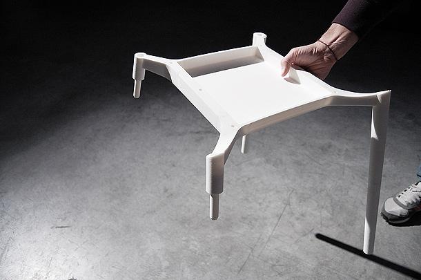 Milan Design Week 2013: Silla Rama - Ramos & Bassols