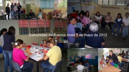 Buenos Aires 05 de mayo de 2012