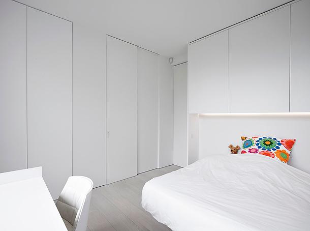 Vivienda minimalista - Pascal Bilquin y Minus