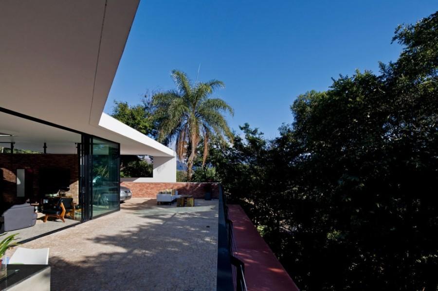 Casa Vale Das Araras - Arquitetos Associados