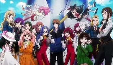 Fight Ippatsu! Juuden-chan!