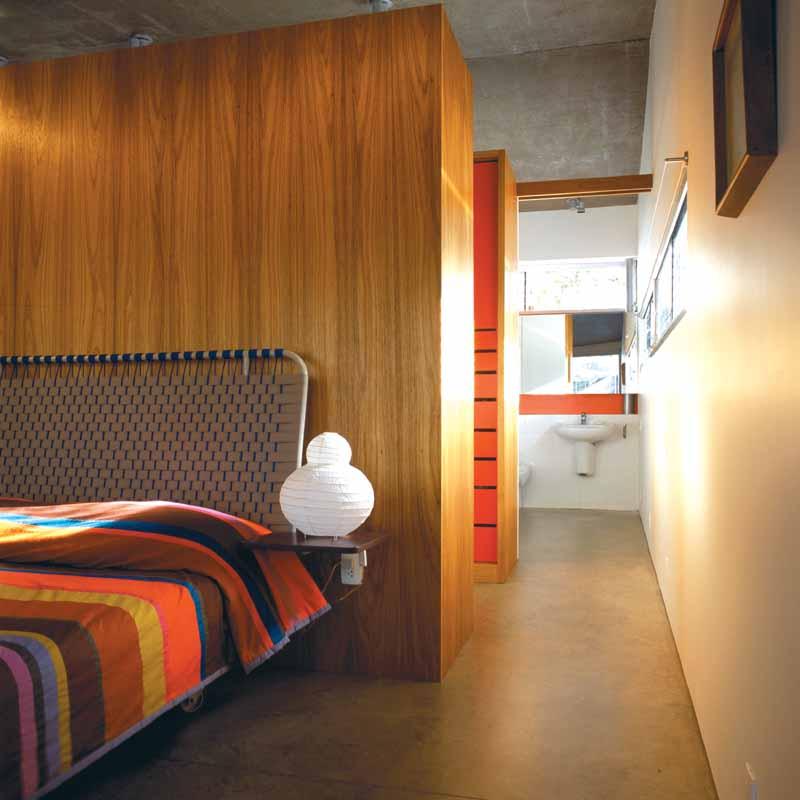 Slice House - Procter-Rihl Architects