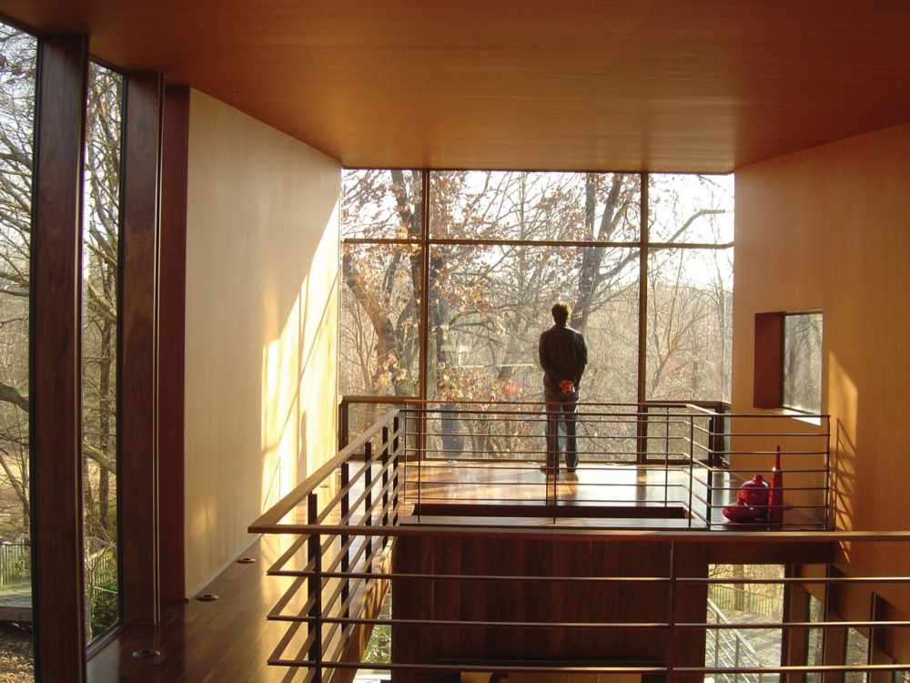 Casa Arkansas - Marlon Blackwell Architect