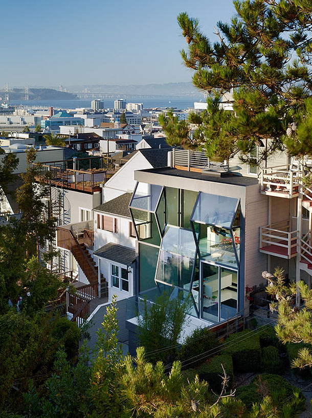 Casa en San Francisco - Fougeron Architecture