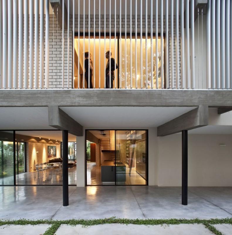 Casa Rechter - Pitsou Kedem Architects