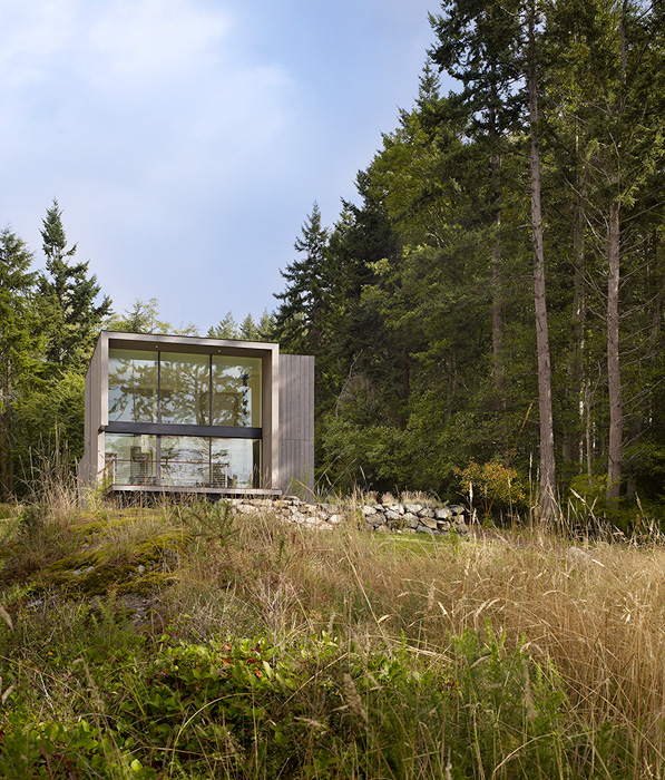 Cabaña Doe Bay - Heliotrope Architects