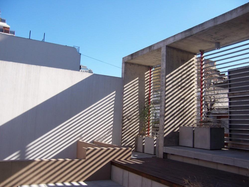 Casa DF - Santiago Cordeyro Arquitectos