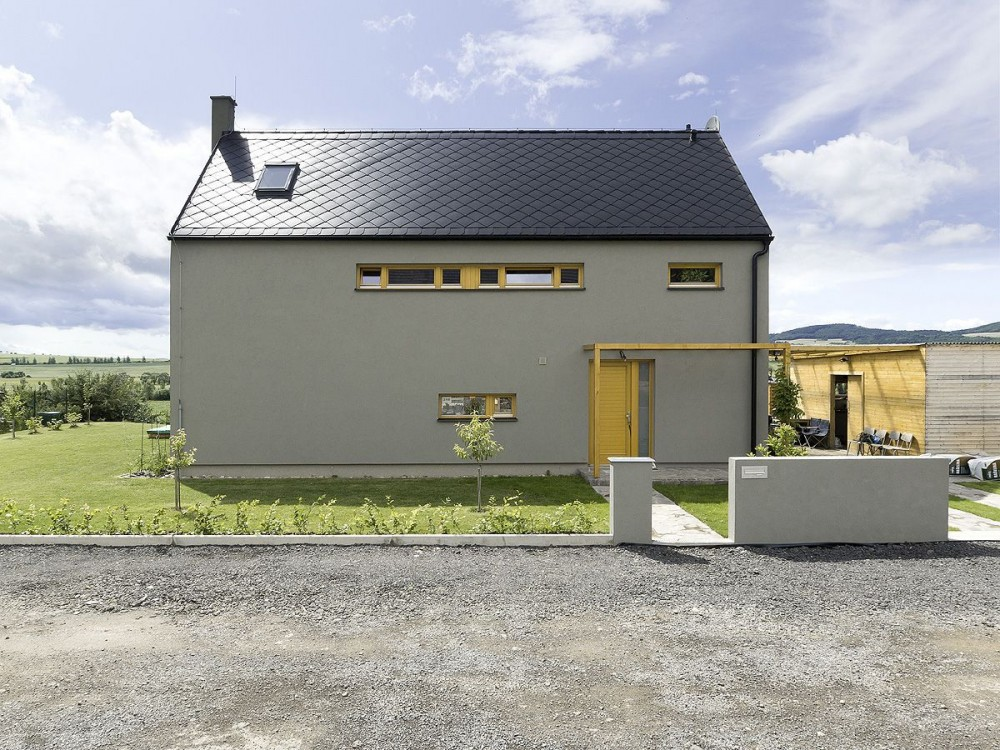Small House - A1Architects