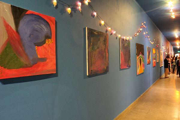 Casa FOA 2014: Pasillo de Arte - Amalia Amoedo