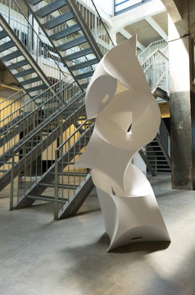 STEEL chair - Reinier de Jong