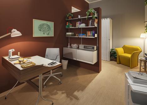 Casa del futuro - Luca Nichetto