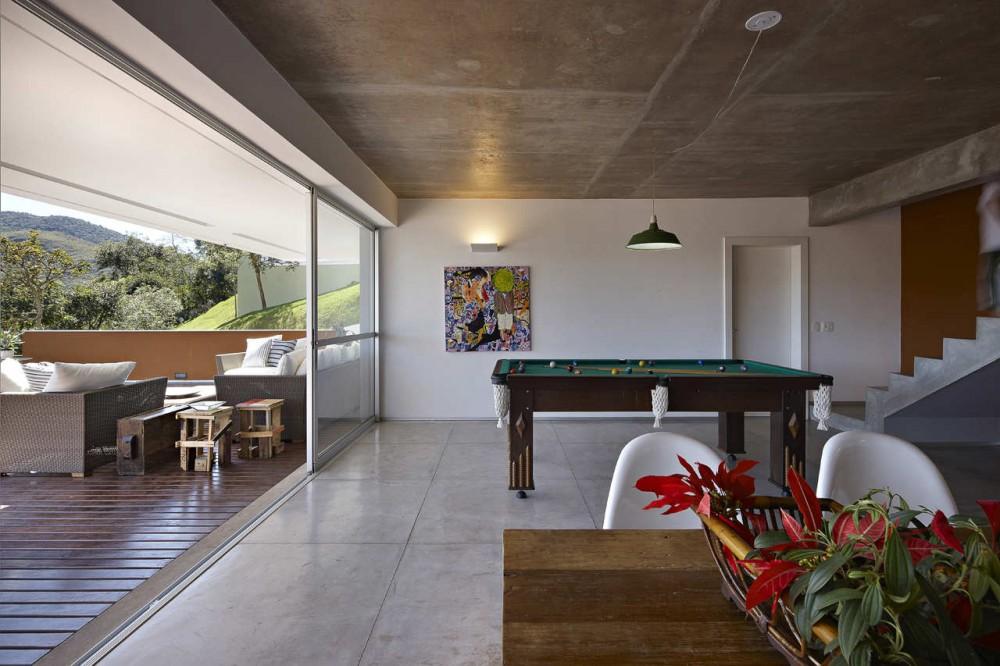 Casa del Lago - David Guerra